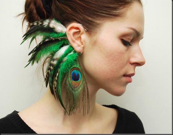 feather ear