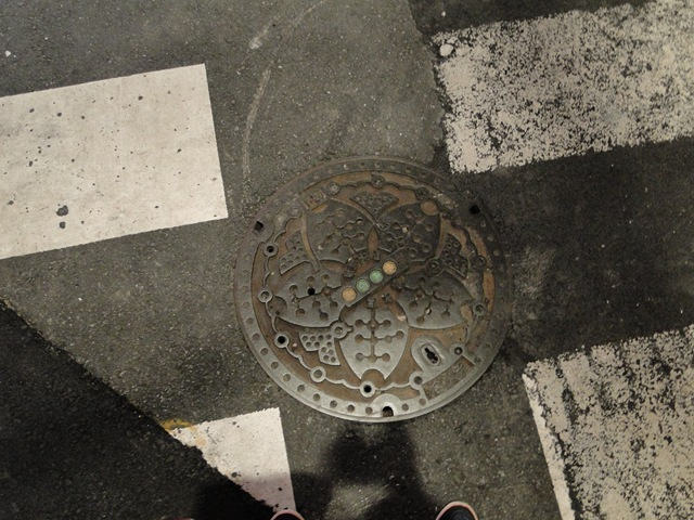 日本水孔蓋