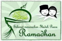 Selamat Menunaikan Ibadah Puasa Ramadhan 2011 - 1432 H