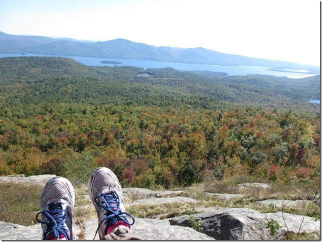 Fall at Lake George