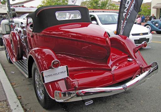 1933 Auburn Boattail Speedster