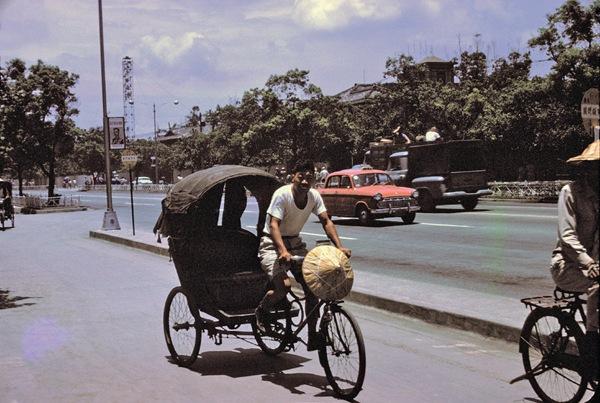 116 In Service Pedicab On Chung Shan Pei Lu-1