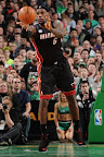 lebron james nba 130127 mia at bos 19 Boston Outlasts Miami in 2nd OT. LeBron Debuts Suede X PE!