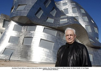 Arquitecto-Frank-Gehry-Cleveland-Clinic-Lou-Ruvo-Center