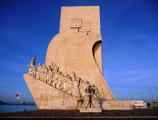 5 . lisboa - monumento aos descobrimentos 1