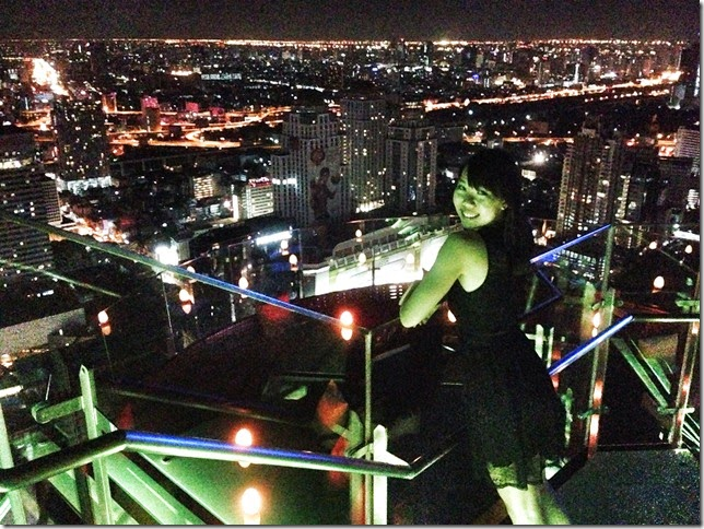 Bangkok Red Sky Bar