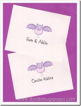 purplebatfoldednotes