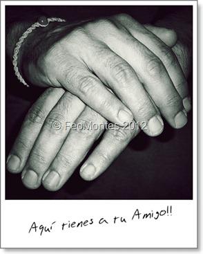 manos amigo
