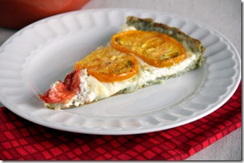 Tomato Tart 2