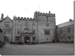 Sizergh Castle front