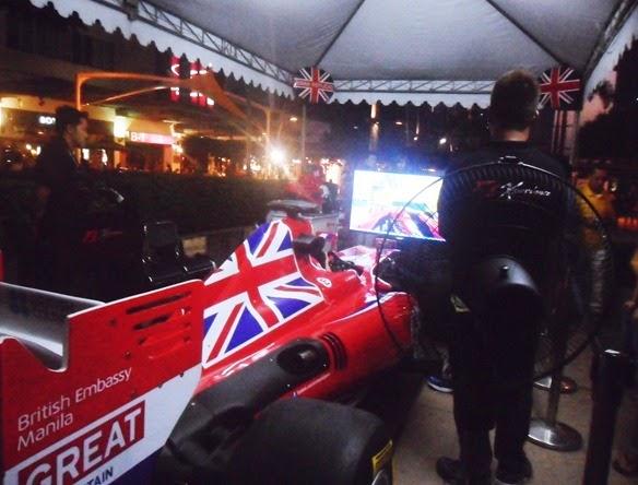 F1 Simulation
