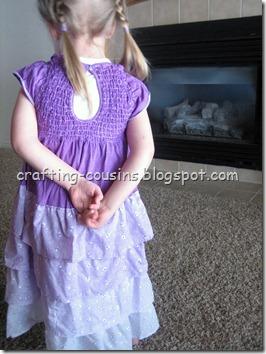Ruffled T-shirt Dress (28)