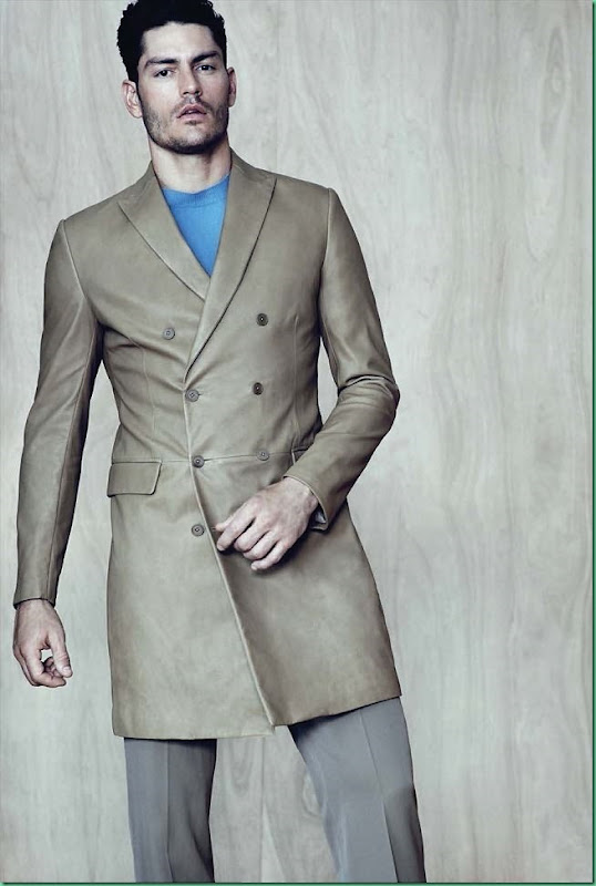 First Look: Tyson Ballou for GQ Style Germany Sept. 2013