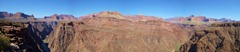 Plateau Point panorama in the Grand Canyon