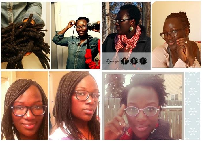 2013 hair update