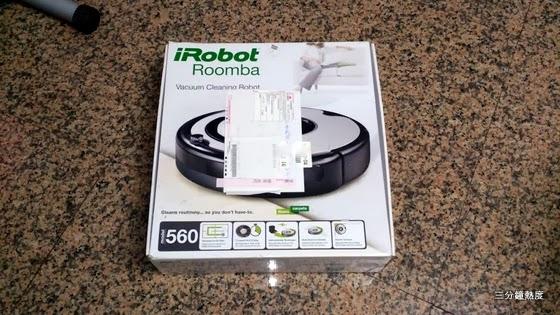 iRobot Roomba 送修寄回