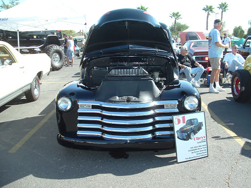 1951 Chevrolet 3100 Pick-up -