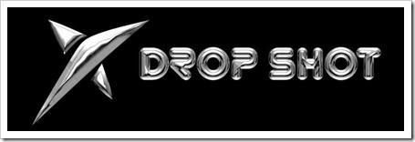Logo Drop Shot 2013 Pádel