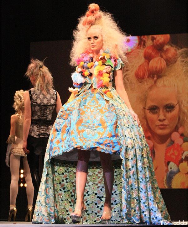 Hair Expo 2013 - Toni & Guy - Opening Gala - Simone Holtznagel