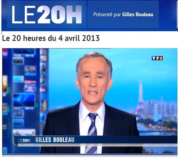 Le20h TF1 Paradís fiscals