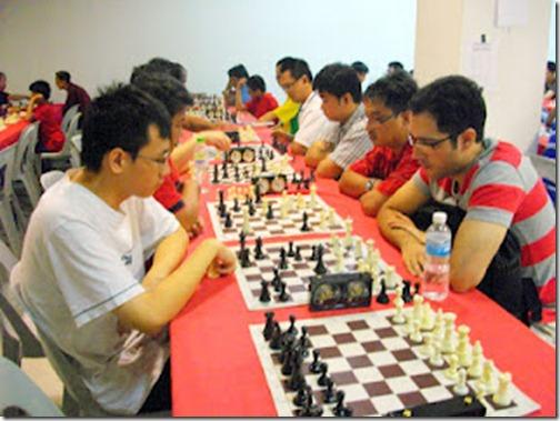 23rd Rakan Muda Tebrau Open 2012, 1st July 2012 JB