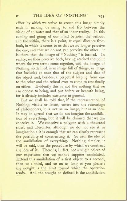 Bergson. Creative Evolution. 1911 creativeevolutio00berguof.test.t_Page_309