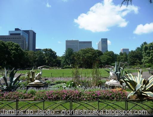 Jardins no Japão - Hibiya Park - Glória Ishizaka 1