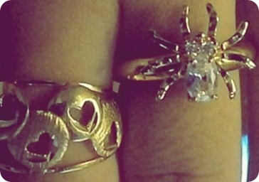 meu anel de arainha