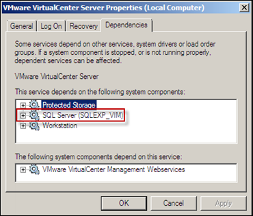 Troubleshooting vCenter Service startup issues