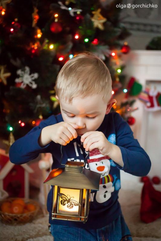 Детский новогодний фотопроект Рождественские мечты. 15. Матвей-9164