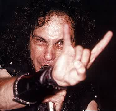 Ronnie james dio horns