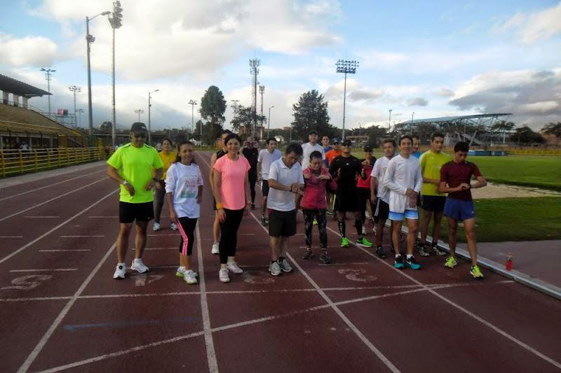 atletismo para todos