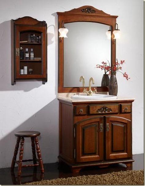 muebles de baños rusticos1