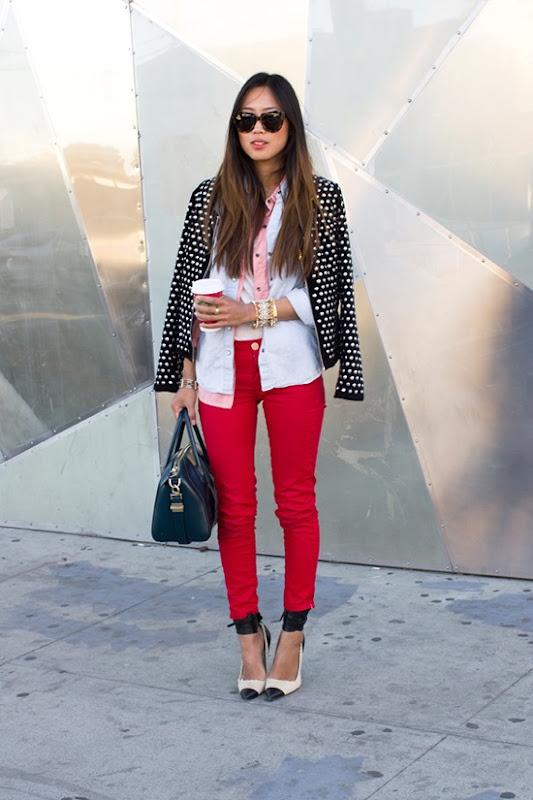 red pants e rosa2