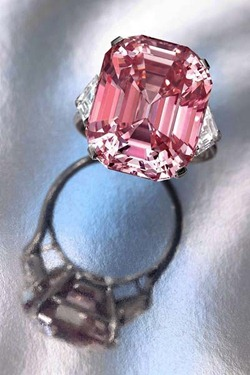 Pink Diamond is a Extremely Rare & Unique Beautiful Jewelry