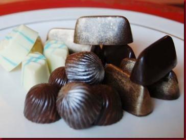 Resep Membuat Chocolate Molded