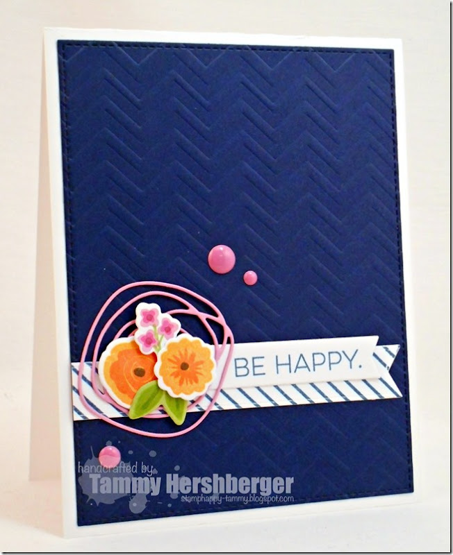 Color Throwdown #334 by Tammy Hershberger
