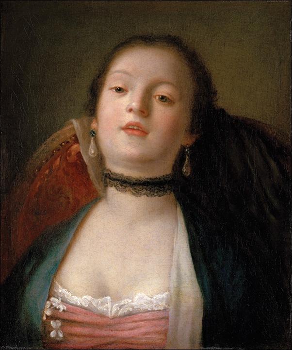 Rotari, Jeune fille