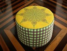 Feather fabrics  - Ottoman