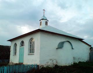 Церковь Св.Георгия Победоносца село Старое Гришкино