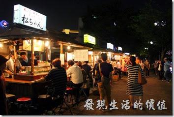 日本北九州-中洲屋台(路邊攤)