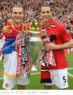 'Nemanja Vidic 5' photo (c) 2009, Yoca91 - license: http://creativecommons.org/licenses/by-sa/2.0/