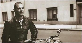 Oliver Sacks jovem