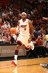 lebron james nba 121103 mia vs den 08 King James wears 5 Colorways of Nike LeBron X in 6 Games