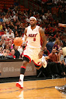 lebron james nba 121103 mia vs den 08 King James wears 5 Colorways of Nike LeBron X in 6 Games