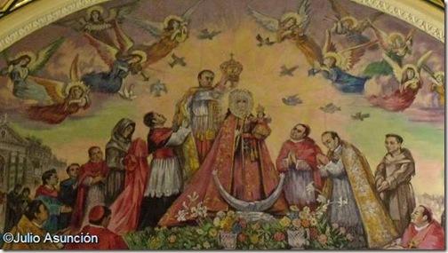 Coronación canónica de la Virgen de la Fuensanta - Santuario de la Fuensanta