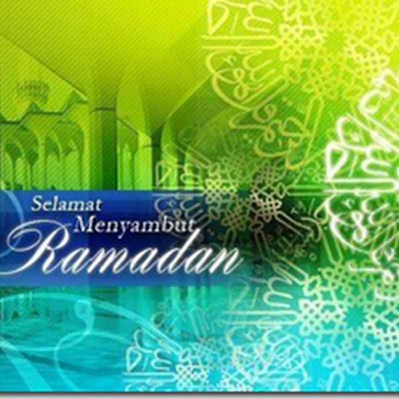Salam Ramadhan dari BenAshaari.com