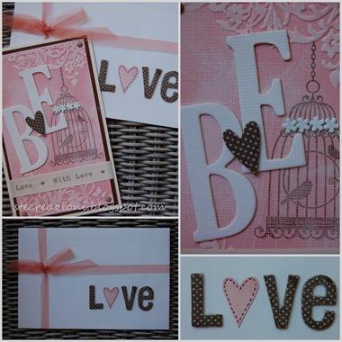 card rosa