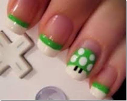 diseños de uñas para niñas 2