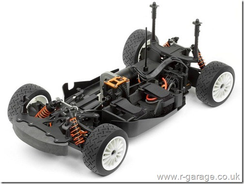 hpi wr8 flux - 2
